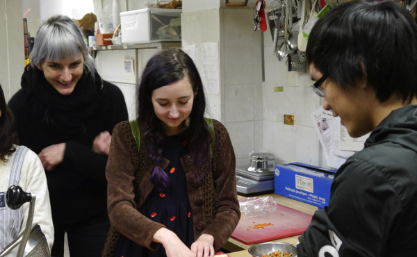 【レポ】11月23日 料理教室×ランゲージエクスチェンジイベント