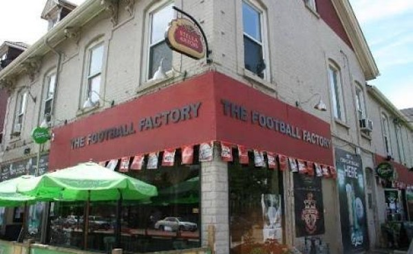週末はパブでサッカー観戦を楽しもう。~Football Factory編~