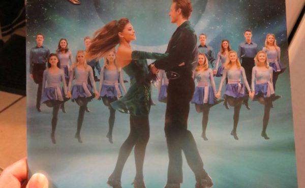 Riverdanceに魅せられて